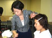 資生堂2007〜2009 秋冬トレンドセミナー参加